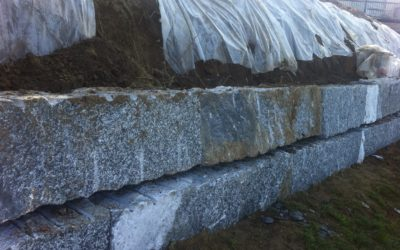 Commerce de fourniture de granit